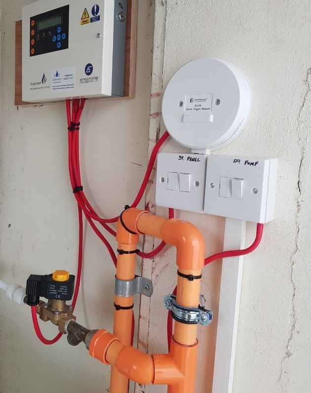 Fire sprinkler systems Poole