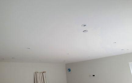 fire sprinkler system installation